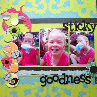 PT Sticky Goodness