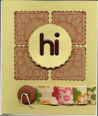 HUSA Hi Card