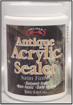 Antique Acrylic Sealer