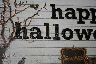 Halloweensigncloseup