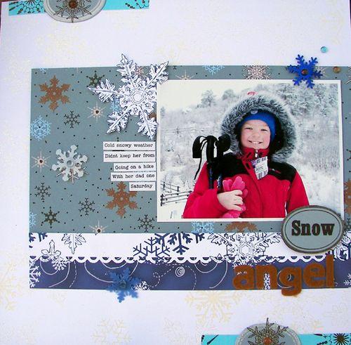 HUSA Snow Angel
