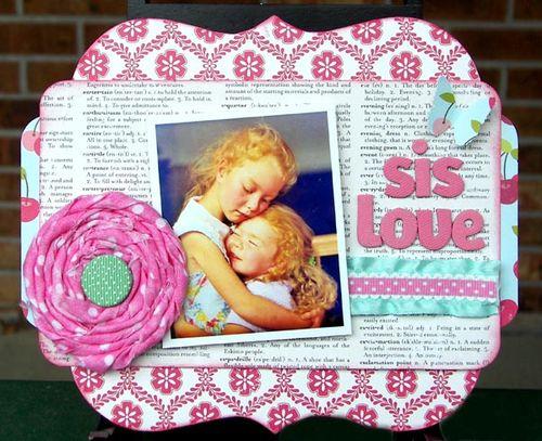 HUSA Sis Love