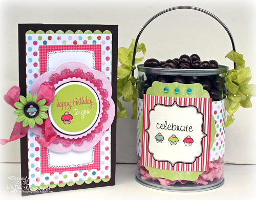 Birthday Card & Chocolate Treat Pail_500