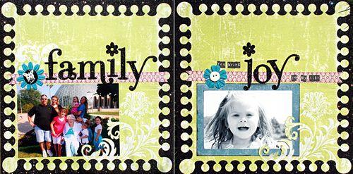 Family and Joy