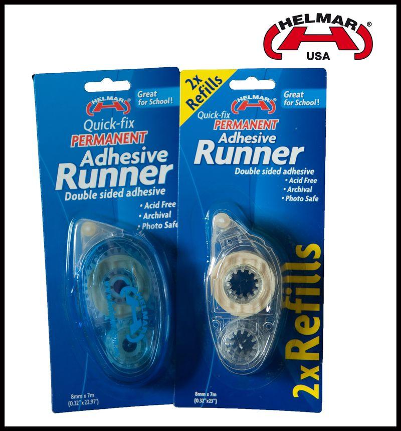 Adhesive Runner