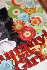 Mummy's little girl details 2