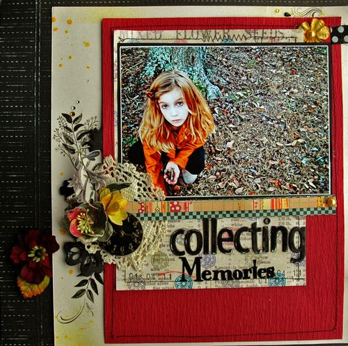 Collecting memories 1 2011