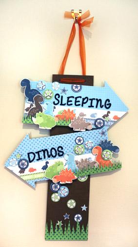 Dinos sleeping 2