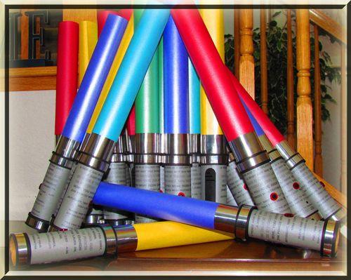 All light sabers