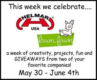 Helmar_LawnFawn_Week