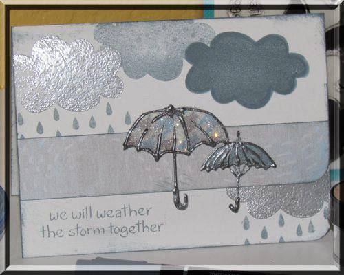 Rain Card Lawn Fawn