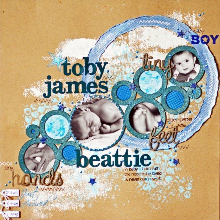 Toby James Beattie