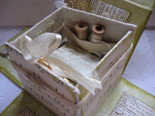 Mandy collinsgreen box