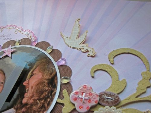 A Magical Auntie Chelle close up 1 by Carole Stirrat