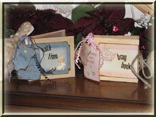 Mini Baby Brag Books