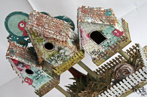 Bird houses 1