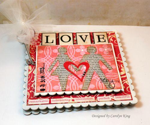 CK Love story album