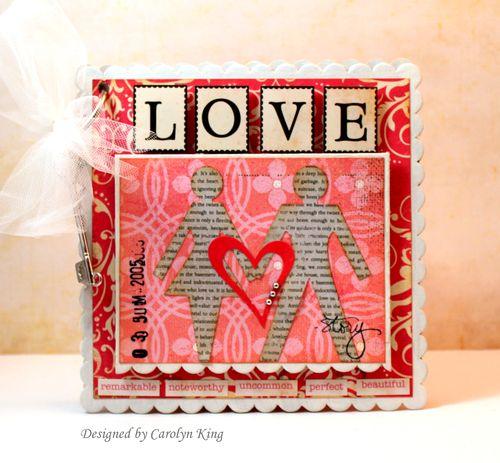 Ck Love story album 2