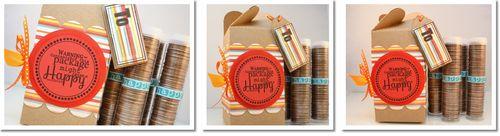 Happy Dance Packaging Detail