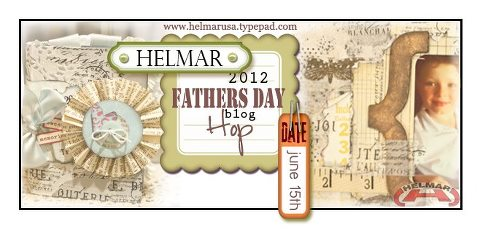Father's Day Blog Hop, Helmar
