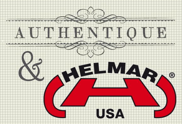 Authentique and Helmar Image