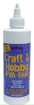 Craft hobby PVA Glue