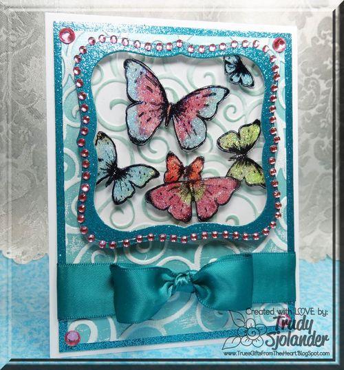 Glitterflies