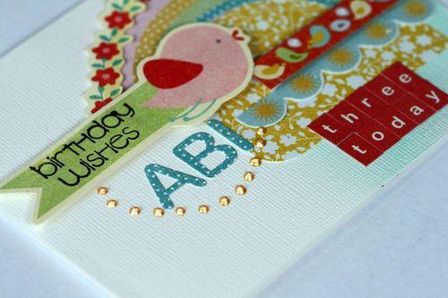 Abi card detail