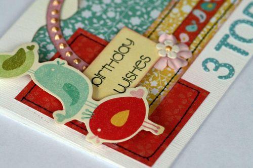 Aleisha card detail