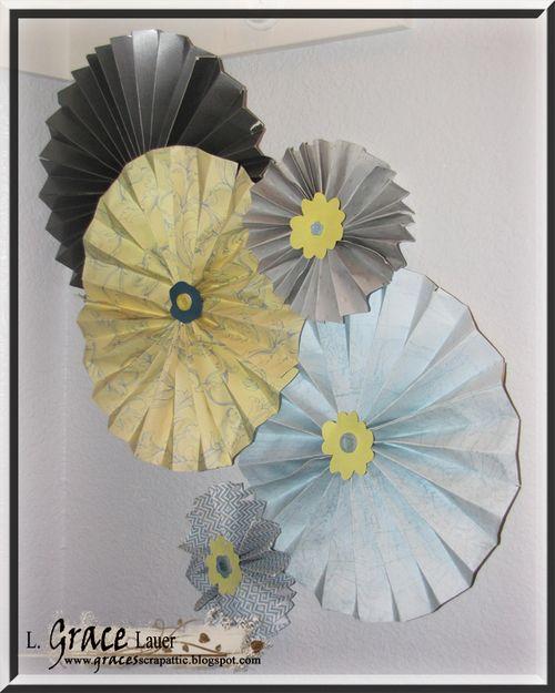 Helmar Covers pinwheel decor