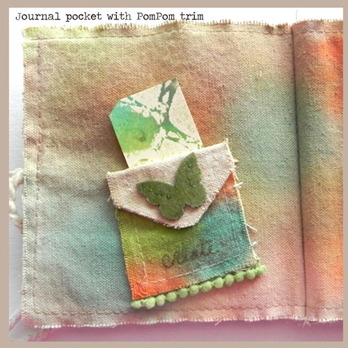 Journal-pocket