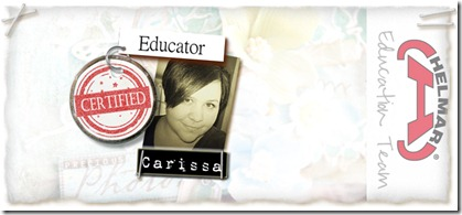 Carissa educator header