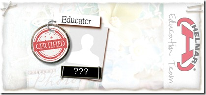 who is it educator header