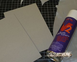 Step 4 Kindle Book cover helmar V2 Vellum Adhesive