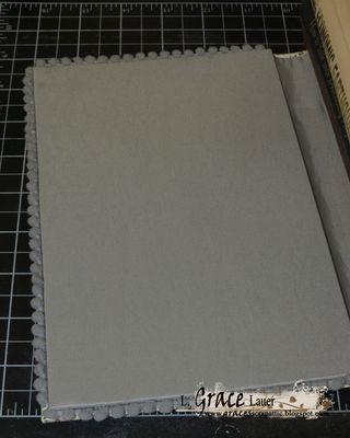 Step 9 Kindle Book cover helmar Craft Glue
