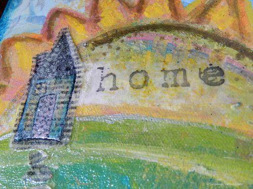 Home Canvas 2 Susan K Weckesser