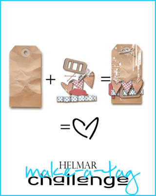 Helmar Make-a-tag Challenge for March