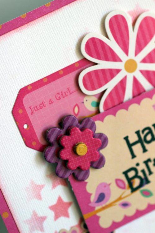 Chloe card detail