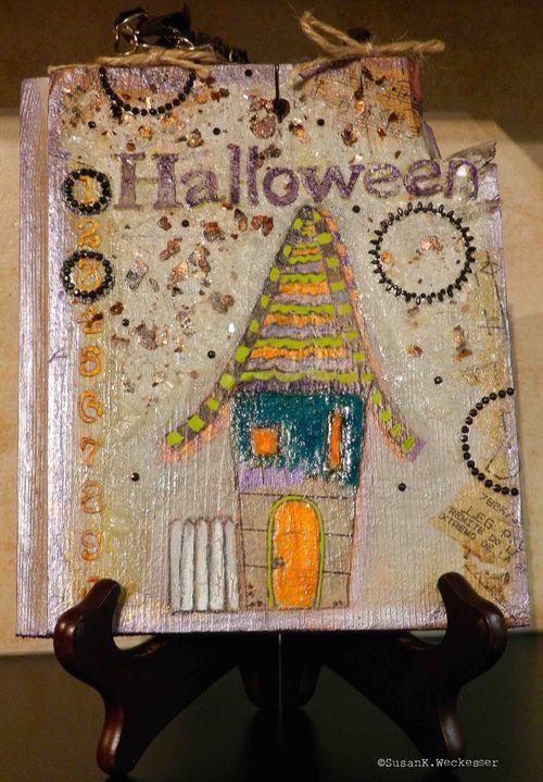 SusanKWeckesserHelmar Halloween