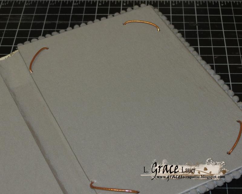 Step 11 Kindle Book cover helmar Craft Glue