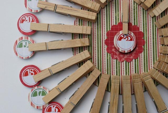 Advent-calendar-Helmar-glue-Authentique-Christmas