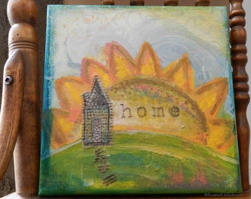 Home Canvas Susan K Weckesser