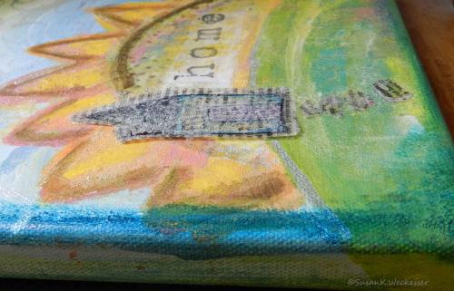 Home Canvas 3 Susan K Weckesser