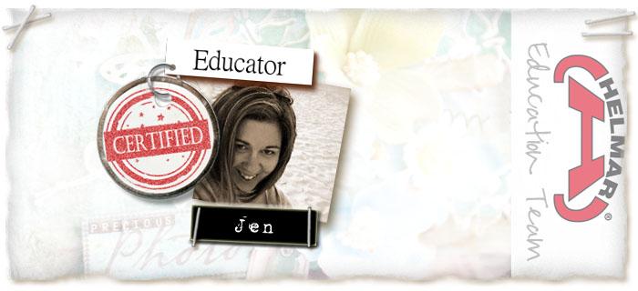 Jen educator header