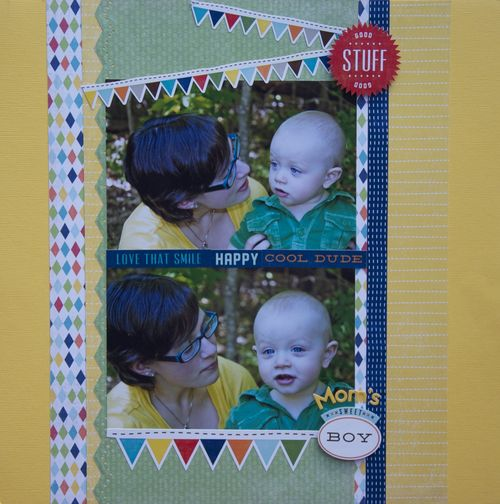 Mom's Sweet Boy_layout_Echo Park