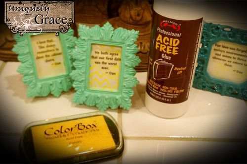 Stamp Resist Acid Free Glue Helmar Grace Lauer copy