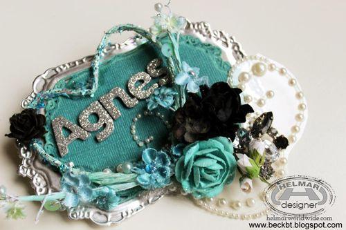 Agnes badge