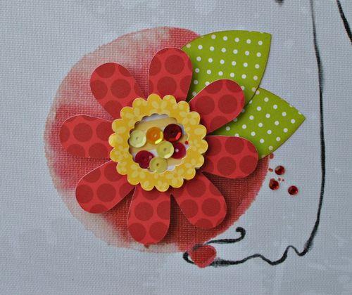Pooh flower