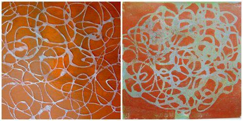 Helmar Foam Glue stencil1 - sandee setliff