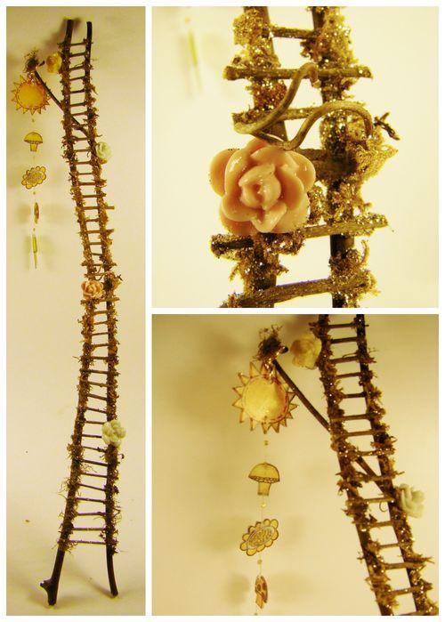 Fairy ladder - sandee setliff
